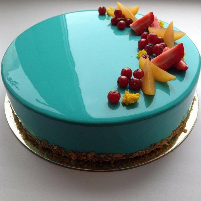 муссовые торты рецепты с фото