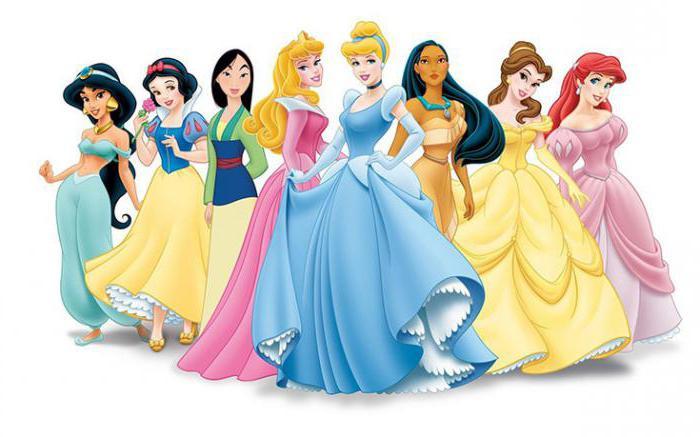 representation of female gender in walt