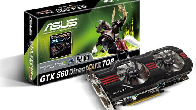 geforce gtx 560 ti характеристики