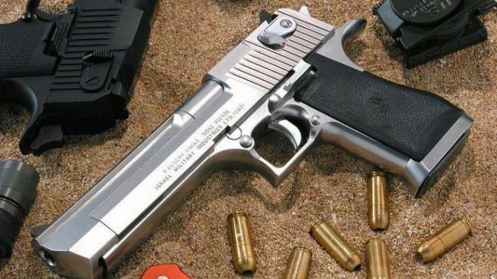 The best guns of the world