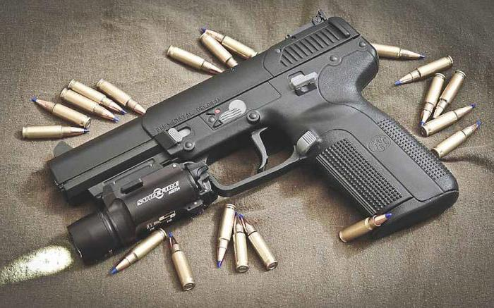 The best pistols of the world: top 10