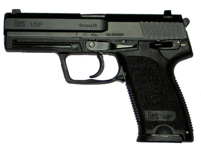 Pistols of the world: photo