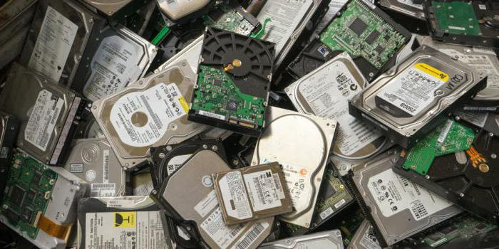hard disk treatment program in Russian