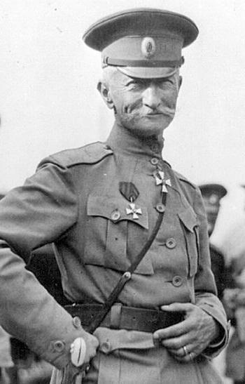 outstanding commanders of the Great Patriotic War