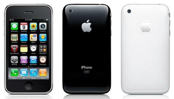 корпус iphone 3gs