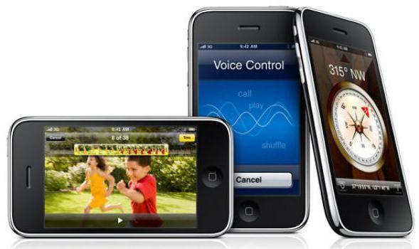iphone 3gs сим карта