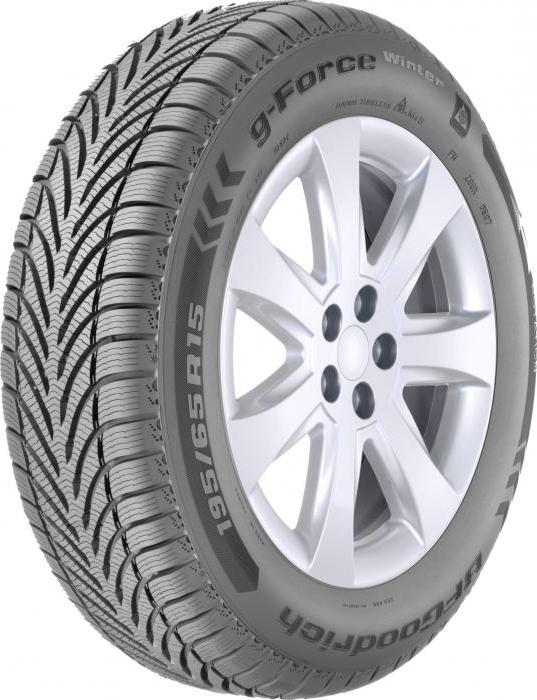 bfgoodrich g force stud 205 55