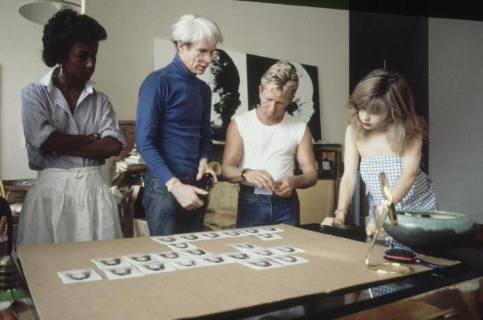 Andy Warhole. Biography