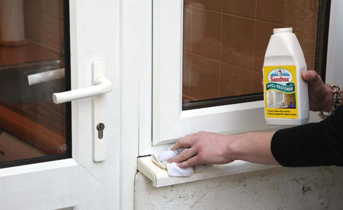 замена резиновых уплотнителей в пластиковых окнах