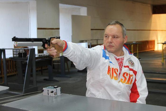 параолимпийцы россии