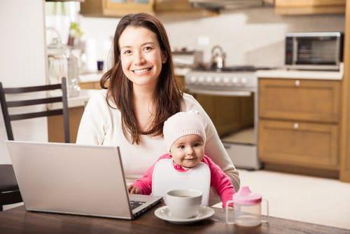 какое пособие на ребенка получает мать одиночка