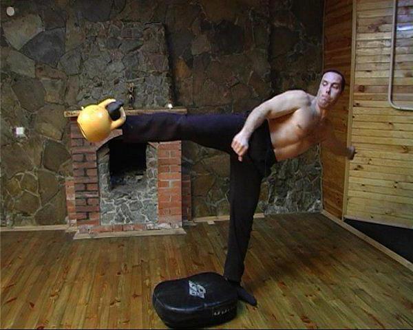 Tamir Sheikh Workout