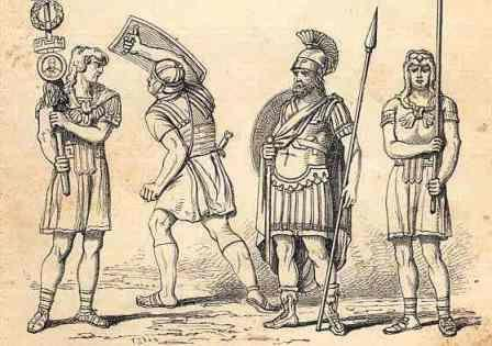 Roman names for men