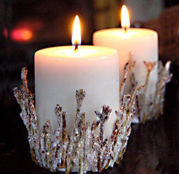 Свечи своими руками просто