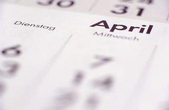 перекидной календарь в фотошопе