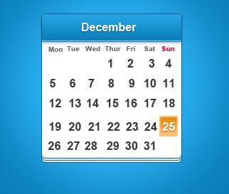 как создать календарь в фотошопе