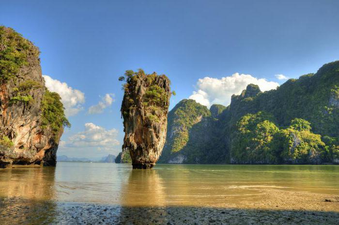12 самых лучших островов таиланда для отдыха и релакса -