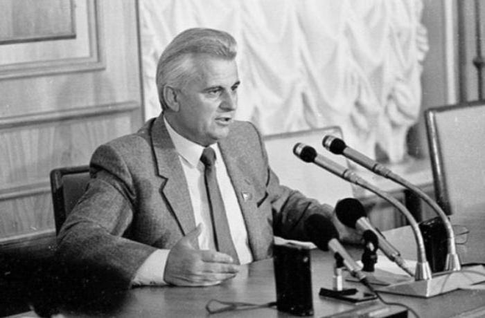 Kravchuk Leonid Makarovic