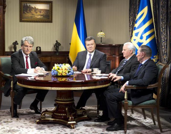 first president of independent Ukraine
