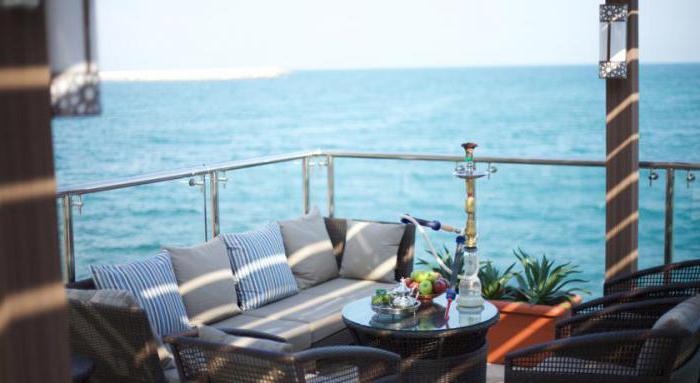 doubletree marjan island resort spa