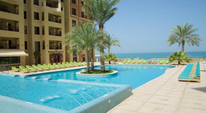 marjan island resort spa