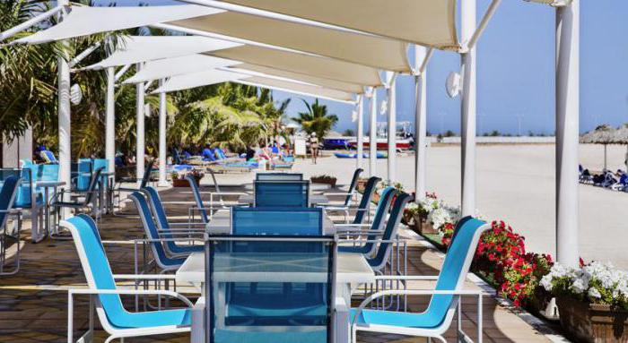 review of hotel marjan island resort spa
