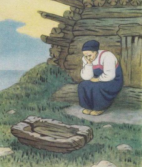 Картинки у разбитого корыта