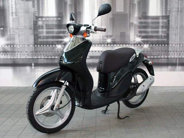 moped alpha 50 cube