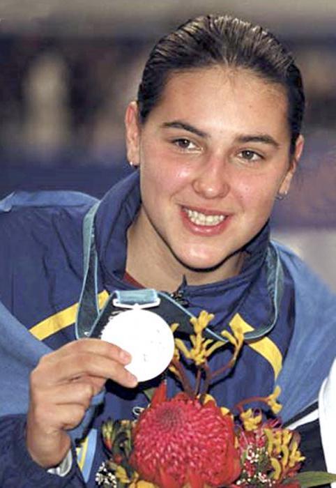 Yana Aleksandrovna Klochkova