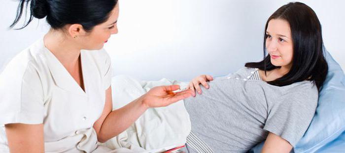 Лекарства для беременных при боли