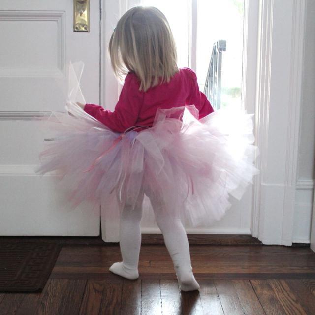 костюм зайчика для девочки своими руками