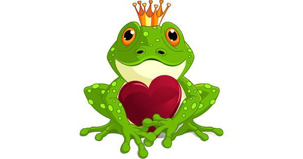 riddle about the princess frog
