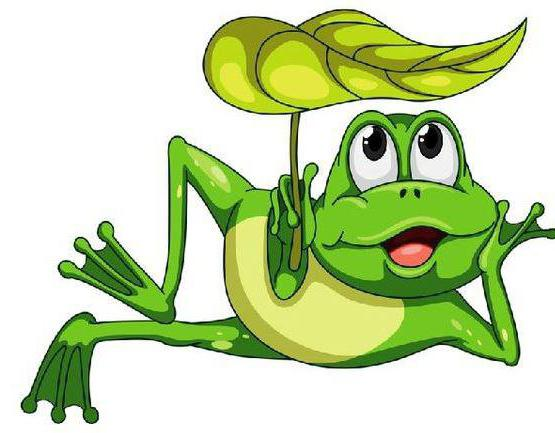 riddles about a frog
