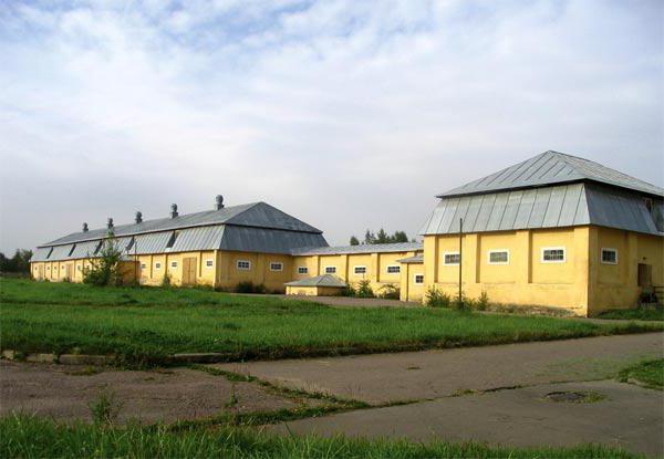 Lenin hills museum reserve