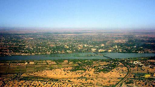 capital on the shores of niger