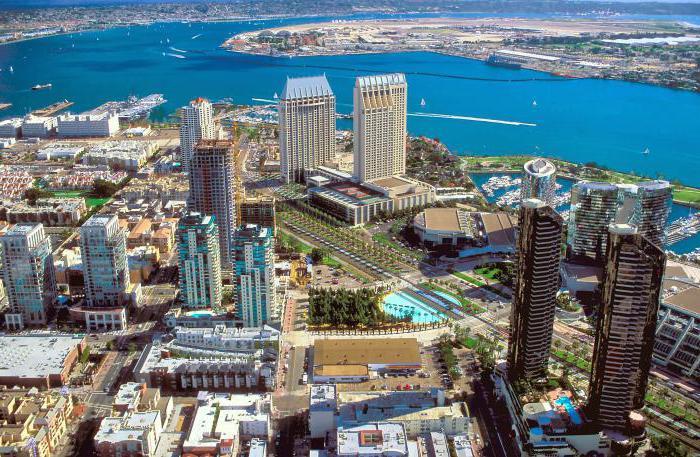 Сан-Диего: достопримечательности города в Калифорнии