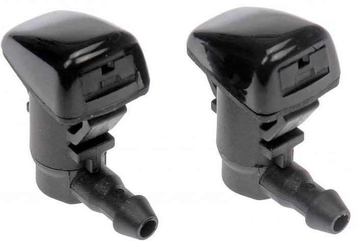 replacement windshield washer nozzles