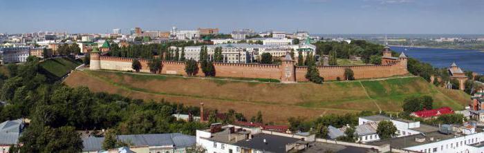гостиница нижний новгород кремль