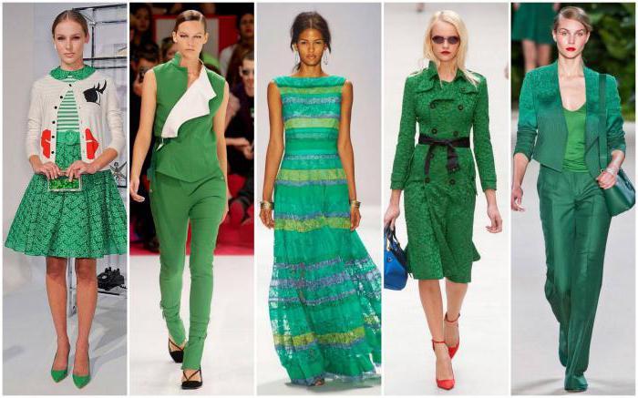 Что символизирует зеленый цвет в психологии
