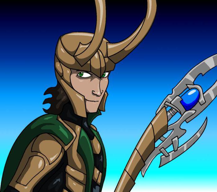 god of deception loki