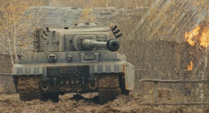 War films, Russian militants