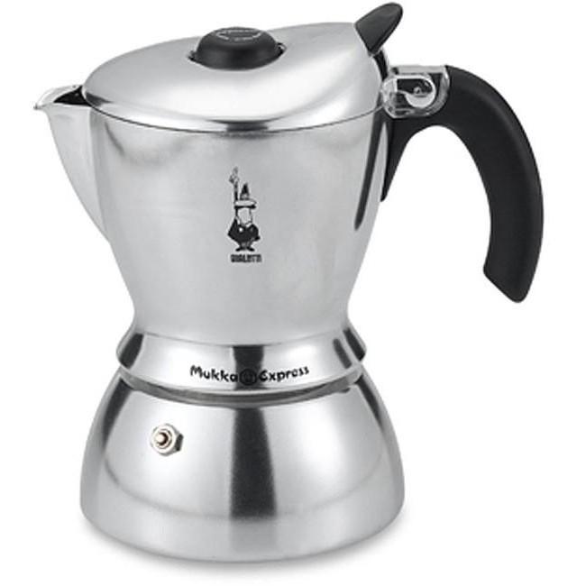 Geyser coffee maker bialetti mukka express