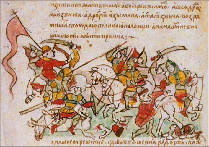 death of Svyatopolk izyaslavich