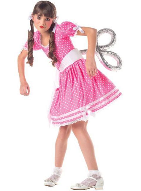 костюм куклы для девочки на новый