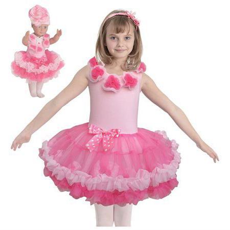 Как сшить на куклу костюм на новый год
