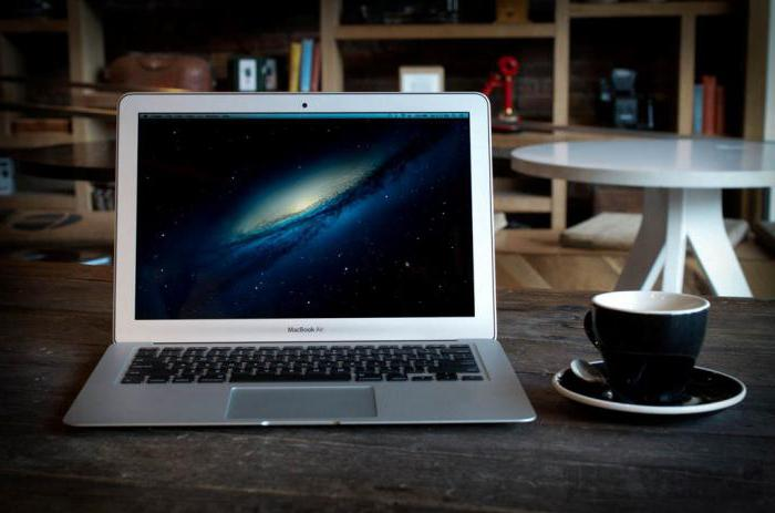 apple macbook air 13 ноутбук