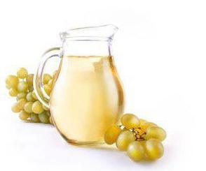 white vinegar application