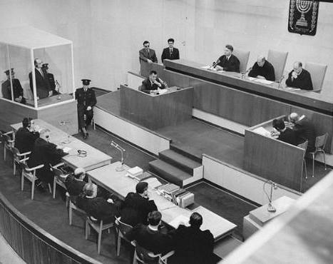 nazi hunters adolf eichmann