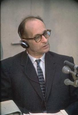 sayings of adolf eichmann