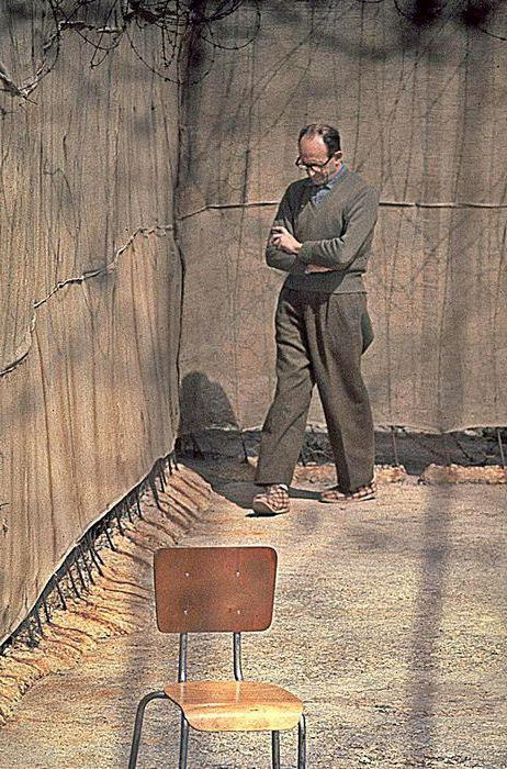 Adolf Eichmann litigation